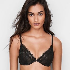 Victoria's Secret Intimates & Sleepwear - VS Very Sexy Wicked Unlined Uplift Plunge Bra NWT